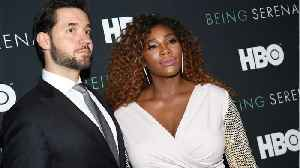 Serena Williams' Reddit Cofounder Husband Alexis Ohanian 'Thought Tennis Was a Joke Sport' Before He Met Her [Video]