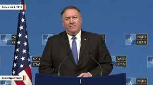Mike Pompeo Says US Prepared To Suspend Nuclear Treaty Obligations In Wake Of Russia's Violations [Video]