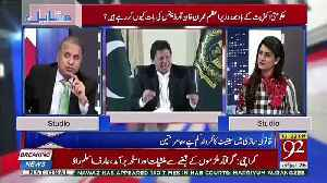 Kia Imran Khan Ne Kal Ke Interview Me Jhoot Bola.. Rauf Klasra Telling [Video]