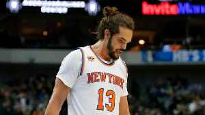 Grizzlies Sign Veteran Joakim Noah To One-Year Deal [Video]