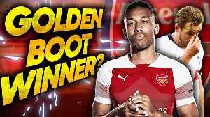Aubameyang Will OUTSCORE Harry Kane This Season Because… | W&L [Video]