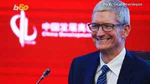 Apple CEO Tim Cook Reveals He Wakes Up by 4 a.m. Every Day [Video]