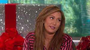 The Talk - Lindsay Lohan: Carrie Ann Inaba Says 'Dancing with the Stars could turn her life around' [Video]