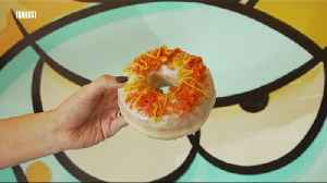 This Shop Serves Hot Cheetos Donuts [Video]