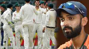 India VS Australia 1st Test: Australia is still Favourites, Says Ajinkya Rahane| वनइंडि&#x92 [Video]