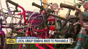 Group needs bikes for Panhandle families in need [Video]