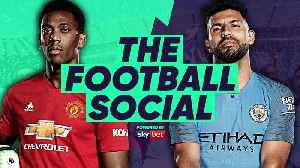 Man City 3-1 Man United | City Go Top After Dominant Derby Win | #TheFootballSocial [Video]
