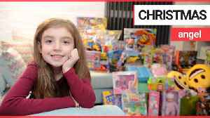 9 year old launches Christmas campaign to collect toys for children who will go without [Video]