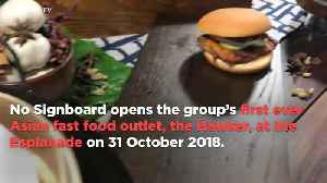 No Signboard restaurant opens fast food outlet, Hawker [Video]