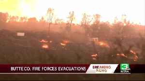 Butte County Residents Call Fire Scene 'Eerie,' 'Apocalyptic' [Video]