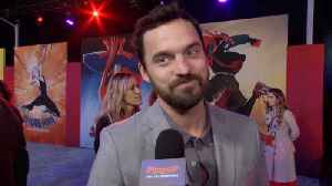 Jake Johnson Is An Older Peter Parker In New Spider Man [Video]