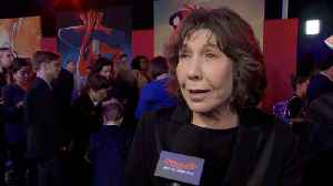 Lily Tomlin Is The Worlds Coolest Aunt [Video]