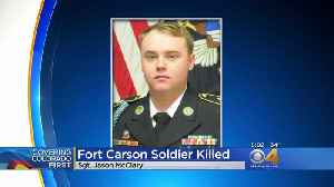 Fort Carson Soldier Dies From Wounds In Afghanistan Blast [Video]