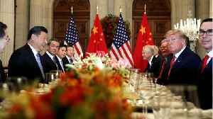 U.S. Expects Action On China Trade Deal [Video]