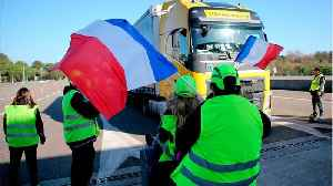 France's President Macron Looks For Ways To Diffuse Nationwide 'Yellow Vest' Protests