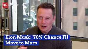 Elon Musk Thinks He Is Moving To Mars And So Do His Shareholders [Video]