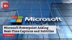 Microsoft Powerpoint Is About To Get A Big Upgrade [Video]