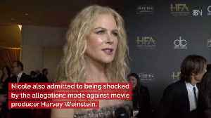 Nicole Kidman Was Blown Away By Extent Of Hollywood Scandals [Video]