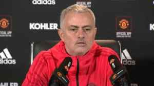 News video: Jose: United deserve to be seventh