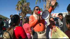 Tijuana: Hope is fading for Central American asylum seekers [Video]