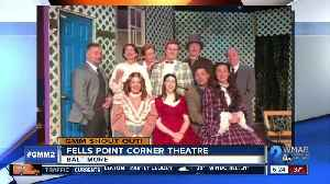 Good morning from the Fells Point Corner Theatre! [Video]