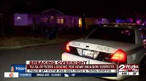 TPD: Man held hostage during home invasion [Video]