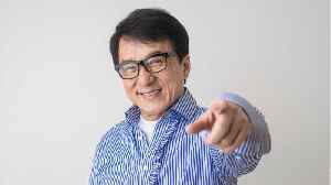 Jackie Chan: I Was A Nasty Jerk [Video]