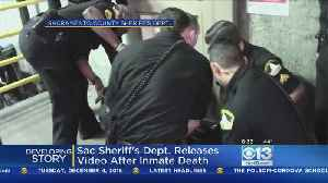 Sacramento Sheriff Releases Video Of Events Leading Up To In-Custody Death Of Marshall Miles [Video]