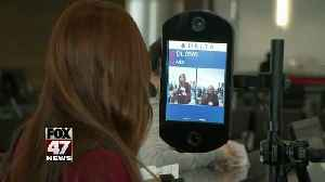 News video: Facial recognition technology coming to DTW