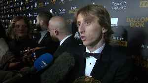 Modric would swap Ballon for World Cup victory with Croatia [Video]