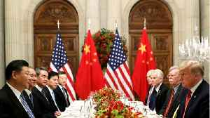 A 90-day Extension On China Trade Truce [Video]