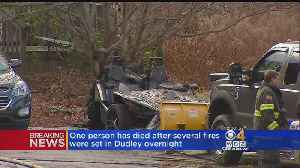 One Person Has Died After Several Fires On Dudley Property [Video]
