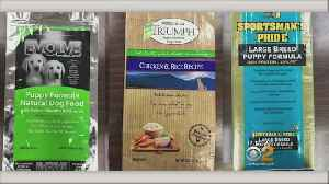 Dog Food Recalled Over Excess Levels Of Vitamin D [Video]