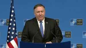 Mike Pompeo Says US Is Suspending Nuclear Treaty Obligations In Wake Of Russia's Violations [Video]