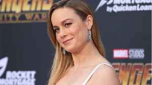 Brie Larson Opens Up About Training For Captain Marvel [Video]