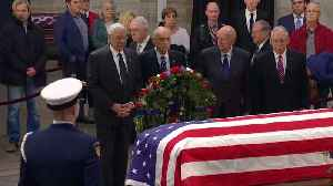 America pays respects to Bush 41 at Capitol [Video]