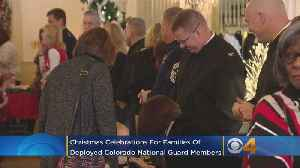 Holiday Celebration Brings Together Colorado National Guard Families [Video]