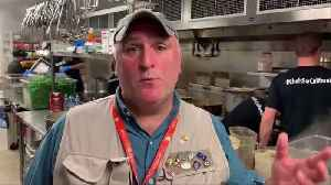José Andrés's Team Feeds Migrants in Tijuana: It 'Is the Human Thing to Do' [Video]