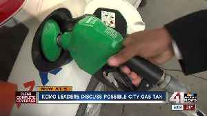 Could KC Pass its own gas tax [Video]