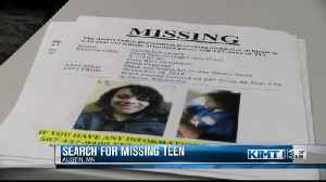 Search for Missing Teen [Video]