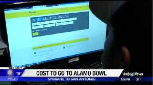 Cougs to the Alamo Bowl [Video]