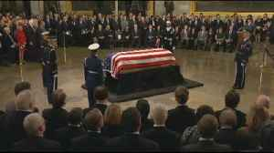 VIDEO: President George H.W.Bush remembered for life of service [Video]