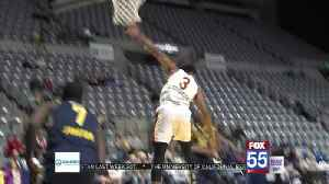 Mad Ants fall short at home against Canton [Video]