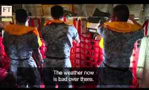 AirAsia QZ8501 - search for victims now the priority [Video]
