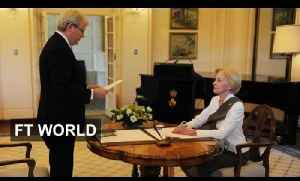 Kevin Rudd becomes Australia prime minister again [Video]