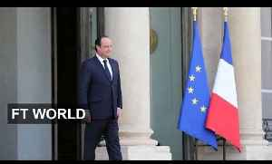 Hollande's tricky balancing act [Video]