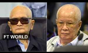 Khmer Rouge leaders convicted [Video]
