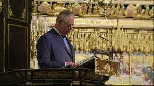 Prince Charles pays tribute to Christians in Middle East [Video]