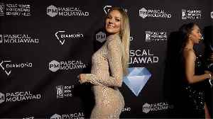 "Anya Benton ""Champagne Night Diamond"" Event Red Carpet [Video]"