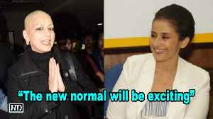 The new normal will be exciting : Manisha to Sonali Bendre [Video]